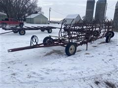 Noble 800 Series 7-Section Harrow