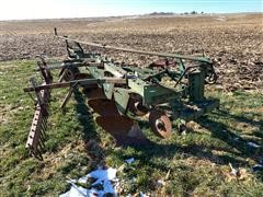 Oliver Semi Mounted 4 Bottom Plow