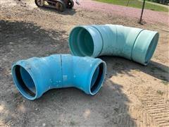 Large PVC Fittings