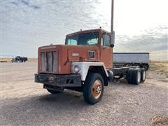 1978 International 5000 Paystar T/A Cab & Chassis