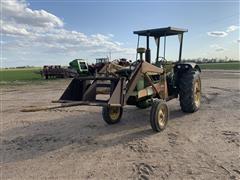 John Deere 4020 2WD Tractor