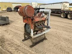 International 605 Irrigation Motor