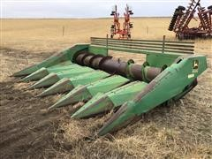 John Deere 653 Corn Header