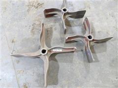Case IH 8120 Tailings Return Impellers
