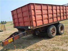 Omaha Standard Truck Box Grain Trailer