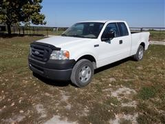2006 Ford F150 2WD Extended Cab Pickup