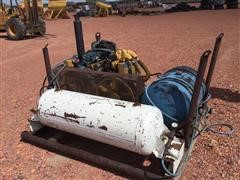 Air Compressor Lube Skid