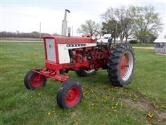 1967 Farmall 504 Diesel 2WD Tractor