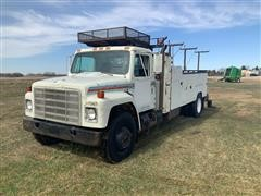 1982 International 1954 S/A Service Truck