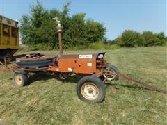 Ag-Rain Water-Winch WW-45-M Irrigation Gun