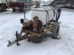 Shop Built Hand Sprayer On Trailer