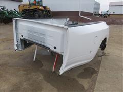 2018 RAM 3500 4x4 Pickup Box