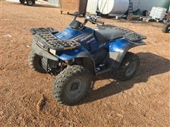 2001 Polaris Magnum 325 4-Wheeler ATV (INOPERABLE)