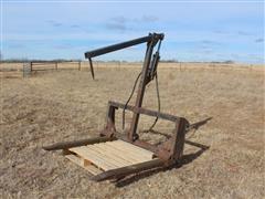 Farmhand F11 Bale Forks & Hydraulic Prong