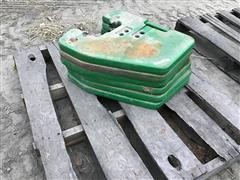 John Deere Suitcase Weights