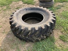 """Firestone Super All Traction FWD 26"""" Tire"""
