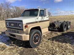1975 Chevrolet C65 T/A Cab & Chassis (INOPERABLE)
