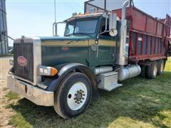 2006 Peterbilt 378 T/A Silage/Manure Spreader Truck