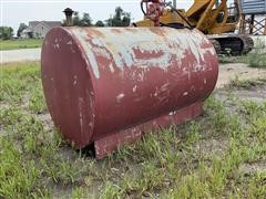 Gasboy 500 Gallon Fuel Tank