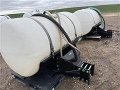 Patriot Helicopter 300 Gallon Saddle Tanks