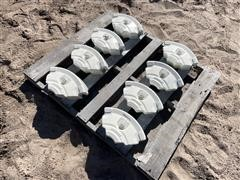 Allis-Chalmers AM4493 Sectional Wheel Weights