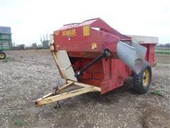 Schuler BF125 5x10 Feeder Wagon