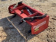 Mahindra 4' Box Scraper