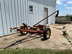 New Holland 456 Pull Type Sickle Mower