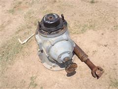 Amarillo 50 HP 5:4 Right Angle Gear Head