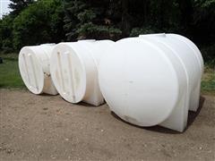 925-Gallon Poly Water Tanks