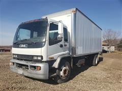 1998 GMC T6500 S/A Box Truck