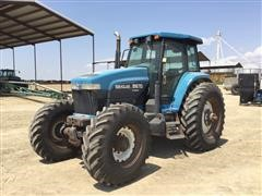 1997 New Holland 8670 MFWD Tractor