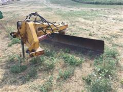Rhino 1400 10' Hydraulic Blade