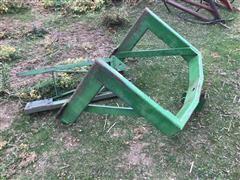 Steel Hitch Frame