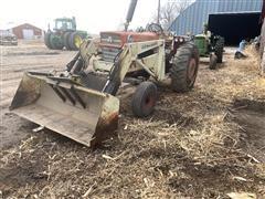 Massey Ferguson 180 2WD Tractor