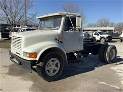 1998 International 4700 S/A Cab & Chassis