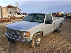 1996 Chevrolet Cheyenne 1500 2WD Pickup