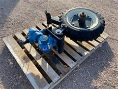 John Blue 6055 Ground Drive Fertilizer Pump