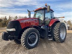 2015 Case IH Magnum 220 MFWD Tractor