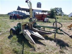 John Deere 35 Pull Type Forage Harvester
