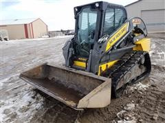 2014 New Holland C232 Compact Track Loader