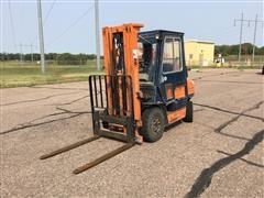 1991 Toyota 42-5FG25 Forklift