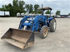 Rhino International 654 Utility Tractor & Loader