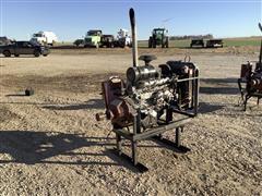 Isuzu A 6BG1 QW 6 Cyl Diesel Power Unit