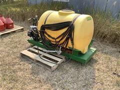Schaben 150gal Gas Powered Skid Sprayer