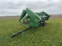 John Deere 893 Corn Head W/trailer