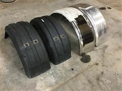 Truck Tractor Fenders