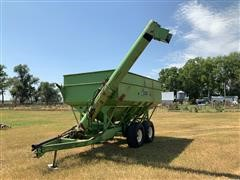 Parker Gravity Wagon/Grain Cart