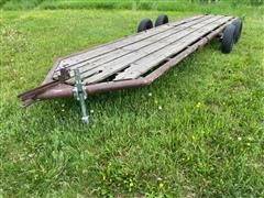 Donahue Sliding T/A Flatbed Trailer