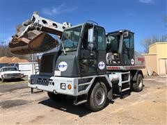 2007 Gradall XL3100 Wheeled Excavator